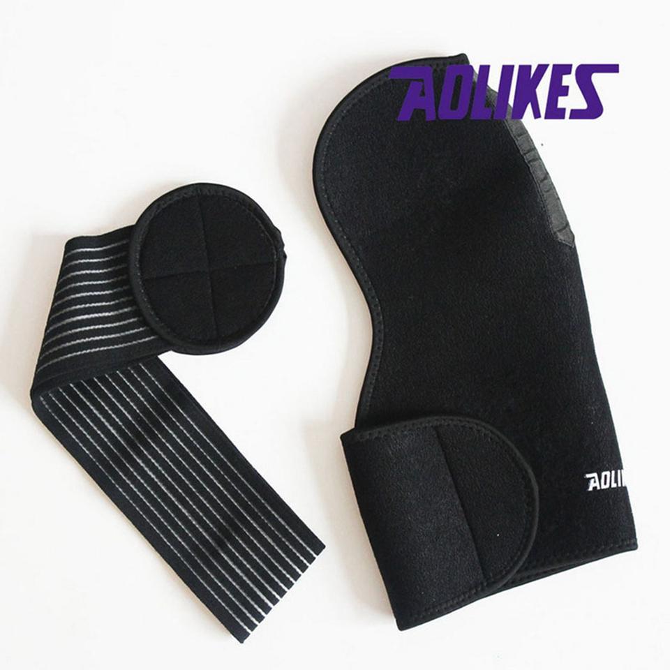 Aolikes High Elastic Shoulder Protector Brace Support Detachable Posture Corrector Elastis De Postura Orthotics Men Women
