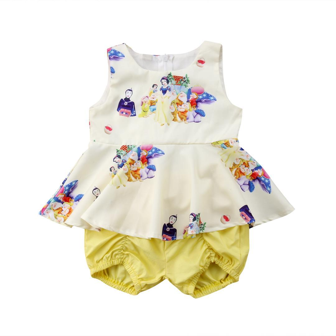 bb153d26bc7b 2019 Emmababy Baby Girl Clothes 2018 Summer Cute Baby Girls ...
