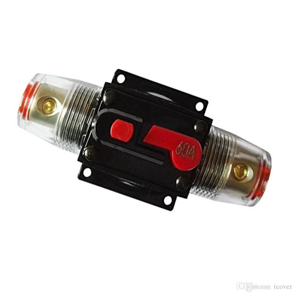 2018 12v 24v dc 60a auto car protection 60a fuse holders inline rh dhgate com