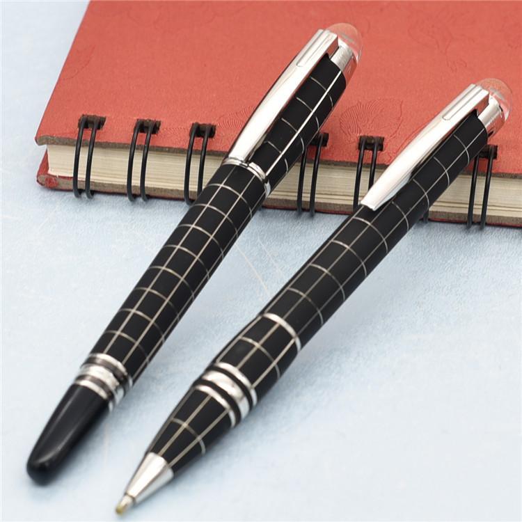 Penna di marca promozionale Penna a sfera Penna superiore di cristallo Fornitori di materiale scolastico Fornitori Penna regalo di alta qualità Penna stilografica di lusso