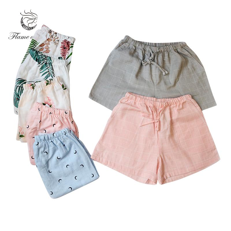 d16903ce22bc2 2019 Sleeping Shorts Women Lounge Pants Pajama Bottoms Sleep Bottoms 8692  From Beimu