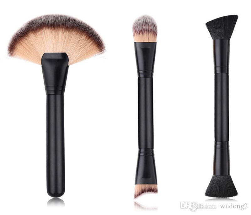 Professionelle mkaeup Bürsten Bronzer Pinsel Gesicht und Körper Blending Pulver erröten Kontur Kit Pinceis Maquiagem hohe Qualität
