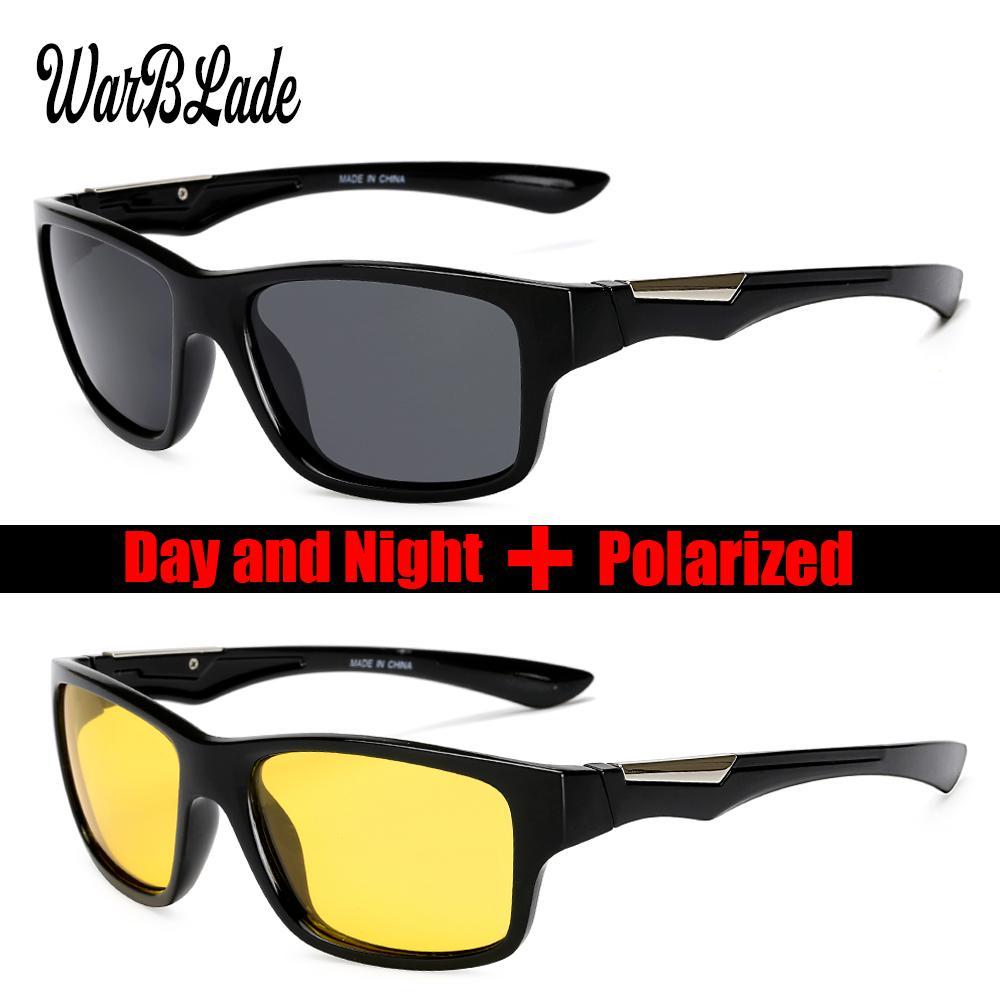 Compre Warblade 2018 Gafas De Sol De Marca De Calidad Superior Hombres  Gafas Polarizadas Masculinas Gafas De Sol Polarizadas Para Mujeres Gafas De  Viaje ... 324748a87564