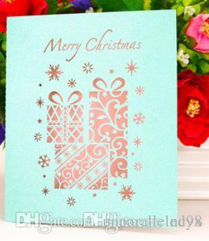 Paper Card Creative Gilt Birthday Watercolor Blessing Can Be Customized General ValentineS Day Teachers Buying Gift Get Cards