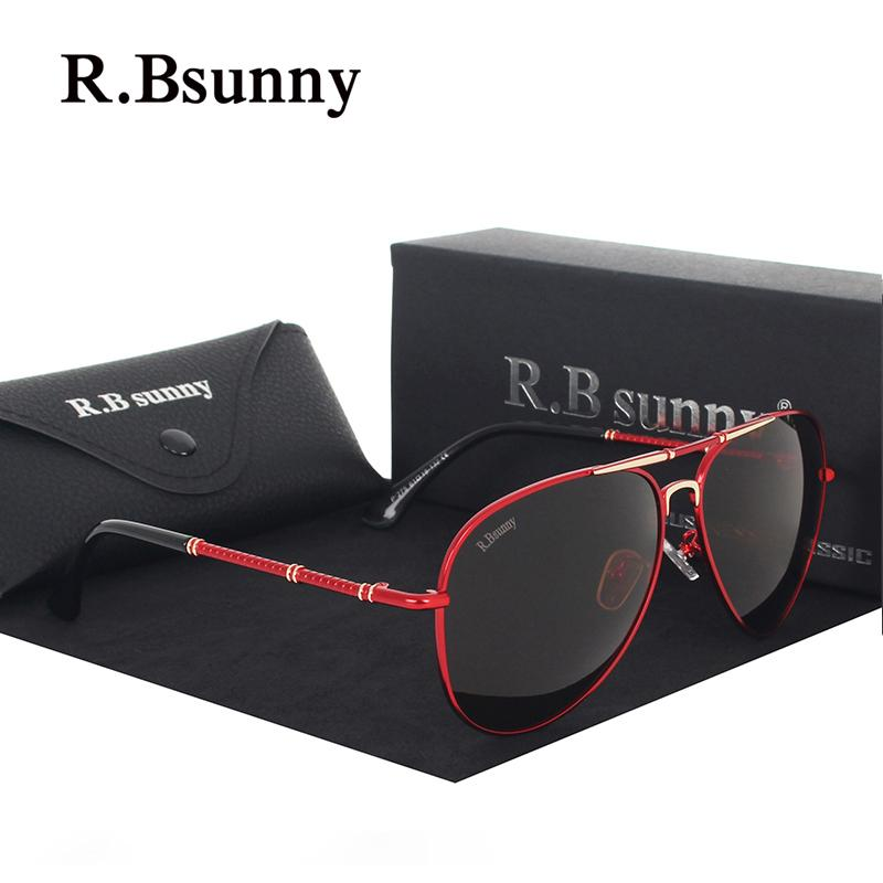 620420601a R.Bsunny R1616 Sunglasses Men Polarized Luxury Brand Design Driving Sun  Glasses For Male D18101302 Online with  38.86 Piece on Yizhan03 s Store