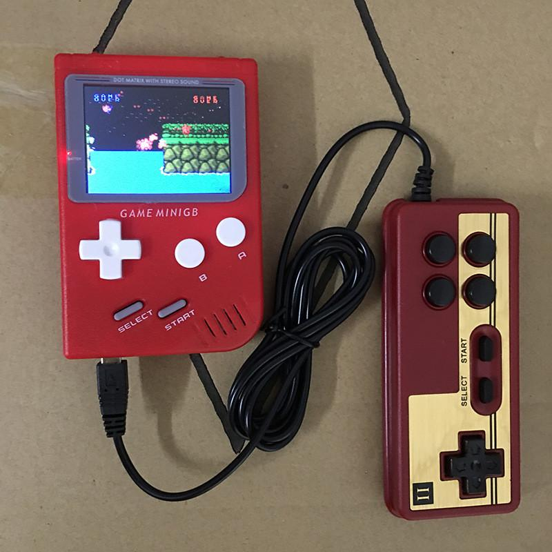 New Arrival Mini Handheld Game Player 132 Classic Games Portable Video Game  Console Retro TV Game Player Best Gift for Kids Adult with Box