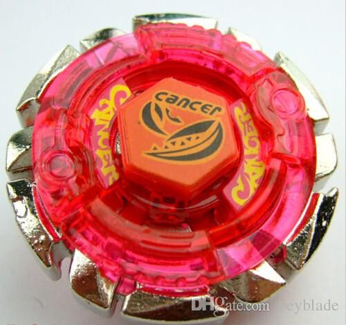 wholesale 5PC Metal Fight BeyBlade BB-55 Booster Dark Cancer CH120SF  Without launcher free shipping