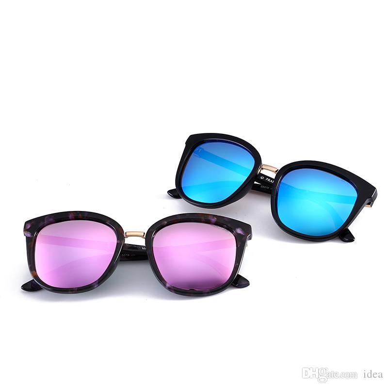 Großhandel New Square Beliebte Sonnenbrille 55018 Berühmte Italien ...