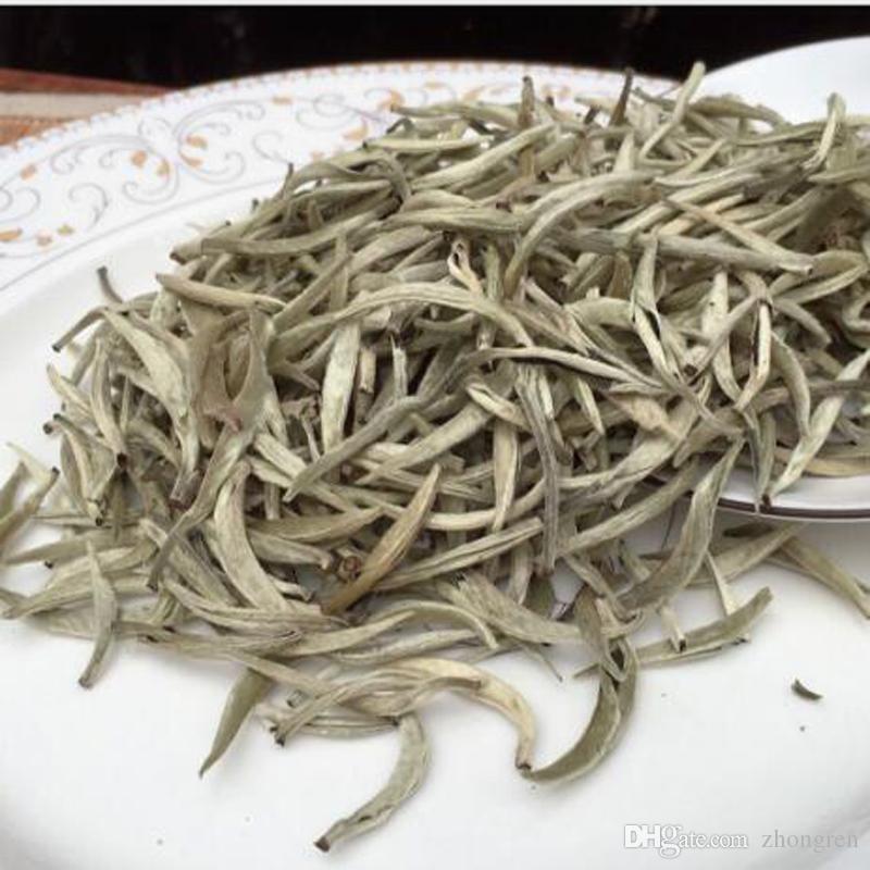100g bons Baihao Yingzhen thé blanc Grade Baihaoyinzhen Argent Aiguille Thé Pour Poids Lâche Chinois Naturel Bio