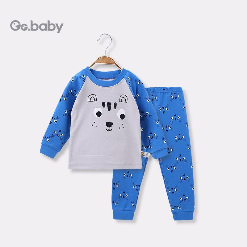 5e0434e10ba0e6 Boys Pijamas Kids Sleepwear Long Sleeve Baby Boy Pajamas Clothes For Baby  Boys Pjs Sleepwear Cotton Nightwear Children Pijamas Matching Pjs For Kids  Xmas ...
