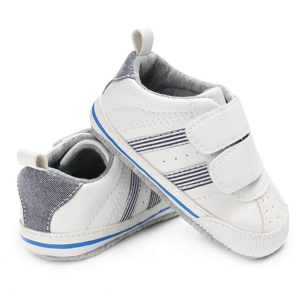 842cf93f Casual Shoes for Boys Shoe Girl Flats Hook Loop Little Kid Sneakers Soft  Sole Newborn Gear Tenis Infantil Toddler Child Footwear