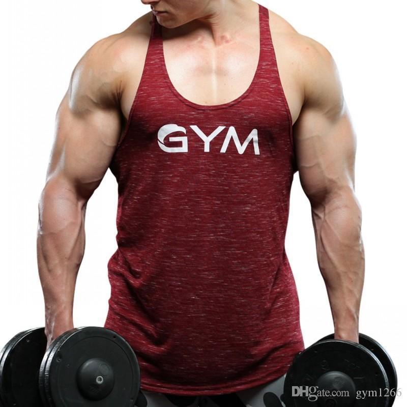 1341d64d5359a Gyms Tank Tops Justin Bieber Sleeveless Summer Tees Curved Hem Skateboards  Vest Tee Classic Striped Casual Singlet Shirts Undershirt White T Shirt  Design T ...
