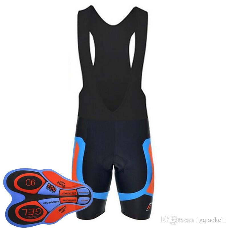 New KTM ciclismo salopette 9D gel pad Bicicletta Jersey Abbigliamento ciclismo Ropa ciclismo da ciclismo D1125