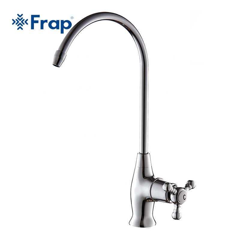 2018 Frap Simple Kitchen Faucet Basin Sink Tap Single Lever Cold