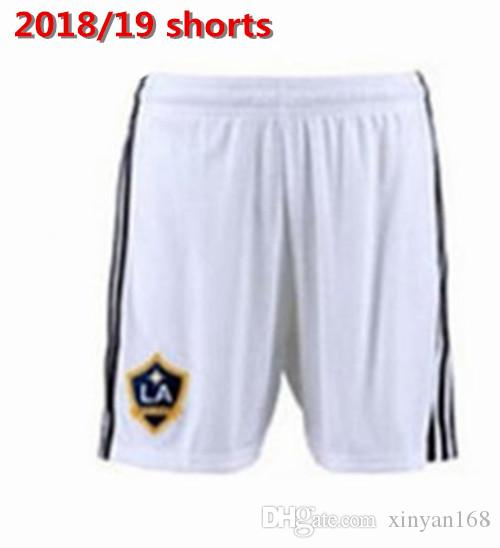 2019 2018 2019 Men LA Galaxy Home Ibrahimovic Soccer Jerseys Shorts 18 19  ALESSANDRINI GIOVANI LLETGET Los Angeles Away Football Shirt Free Shipp  From ... 15b029542