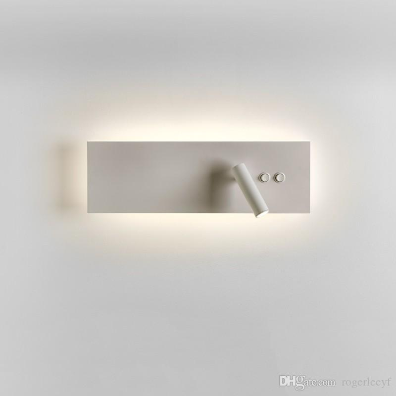 Innovative Edge Wall Lamp On/off Switch Luxury Hotel Retrofit Main ...