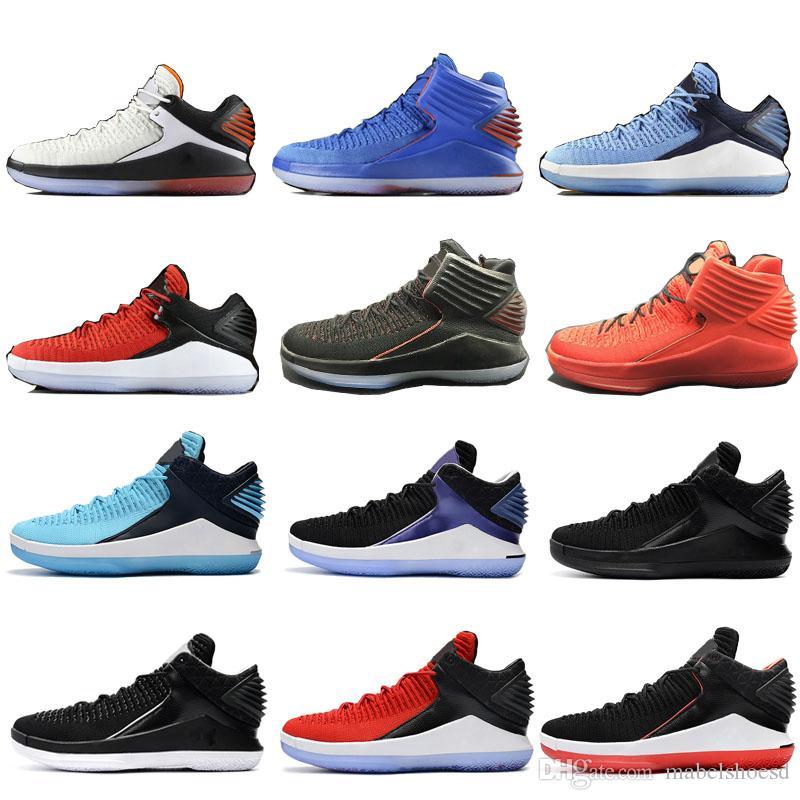 884927e3e5a047 2018 New Arrival 32 Flights Speed Men s Basketball Shoes XXXII High ...