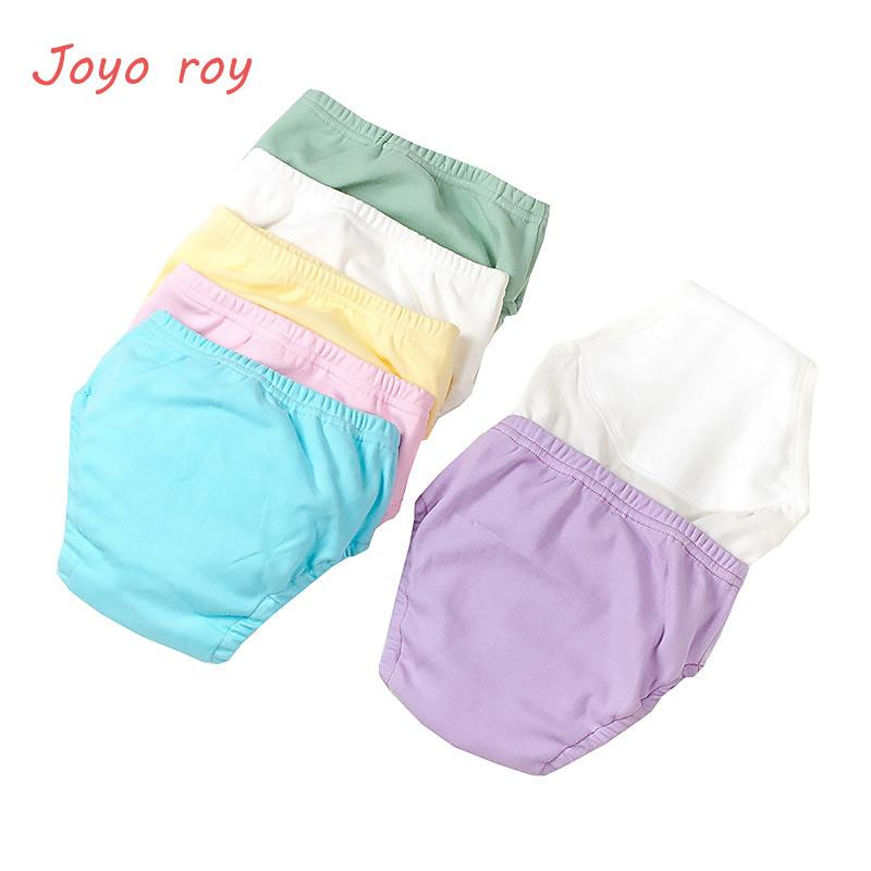Creative Separated Style Cloths Diapers For Infant Baby Girls Boys 6 Layers Cotton Gauze Reusable Nappy Baby Training Pants