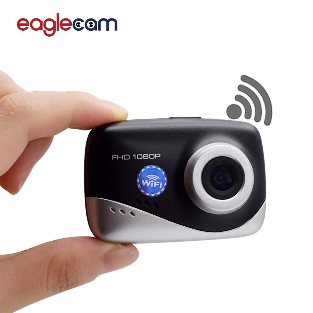 New Mini WIFI Car DVR 1080P Camera Digital Registrar Video Recorder DashCam  Road Camcorder APP Monitor Night Vision Wireless DVR