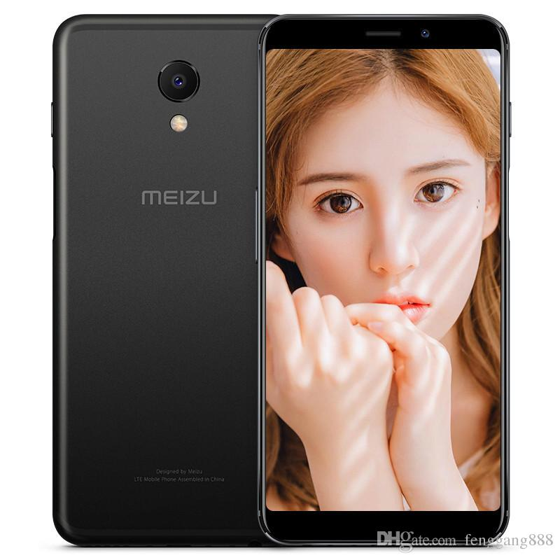 Meizu M6s 3GB+32G mblu 5.7 inch screen Front 8 million pixels Rear 16 million pixels Fingerprint unlock Dual card dual standby mobile phone