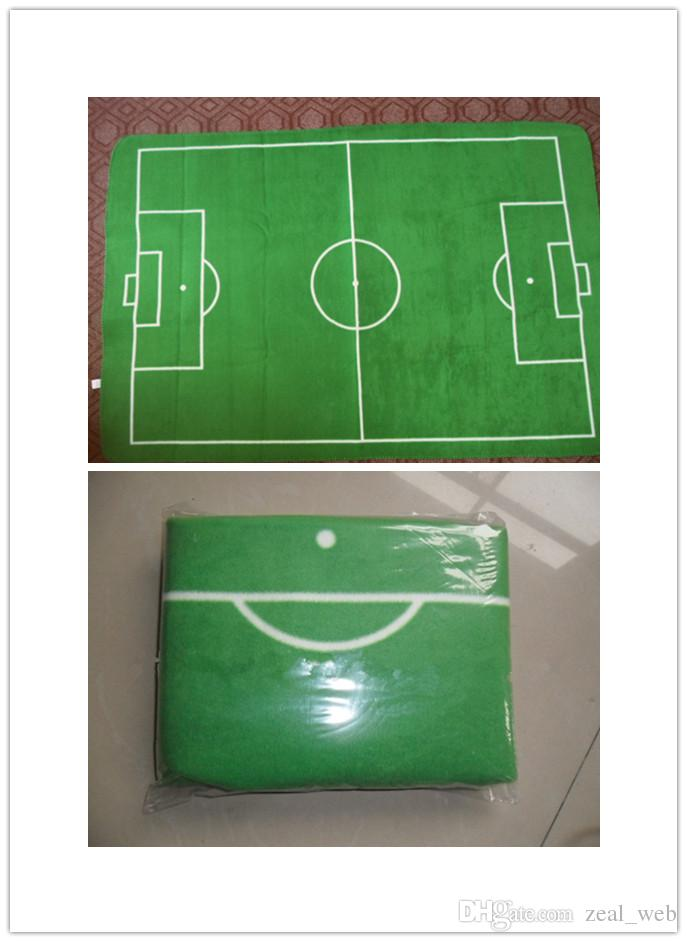 Cheapest Football Field Soccer Ball Beach Blanket Mat Sand Free