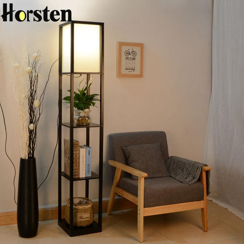 Großhandel Holz Stehlampe Modern Minimalistischen Wohnzimmer Licht 3 Farben  Schlafzimmer Nachttischlampe 160 Cm Höhe Stehen Für Wohnzimmer Von Amosty,  ...