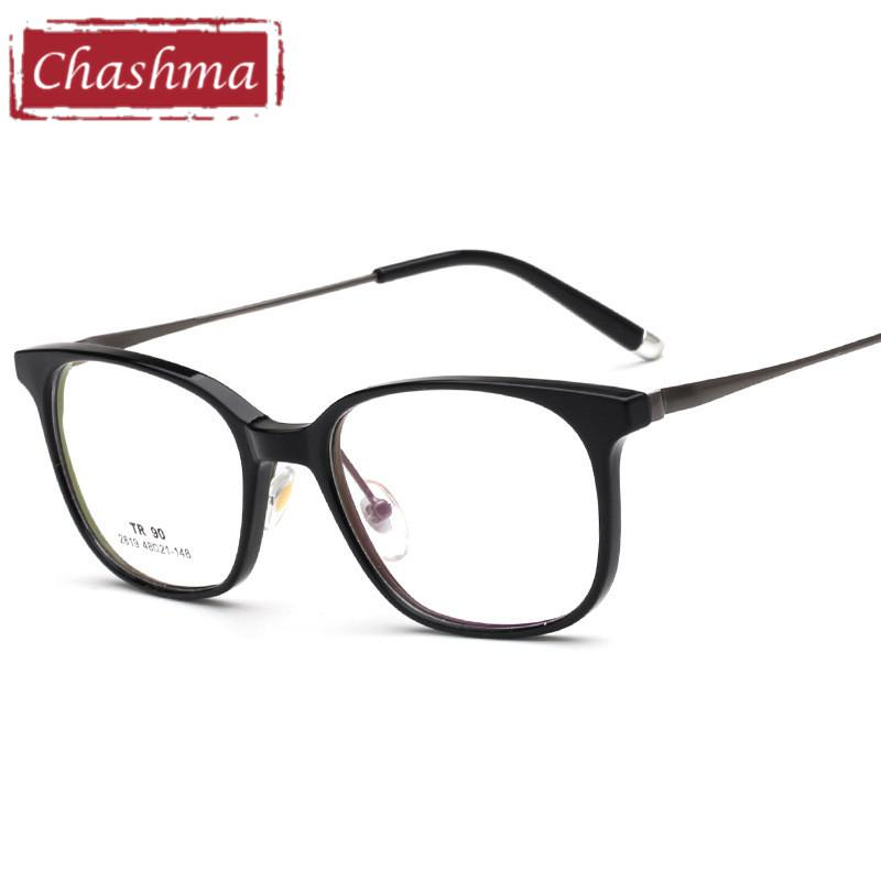 f28124fa2dd 2019 Chashma Brand Quality Eye Frames Student Teens Glasses Women And Men  Optical Glasses Frames For Prescription Lenses From Lbdwatches
