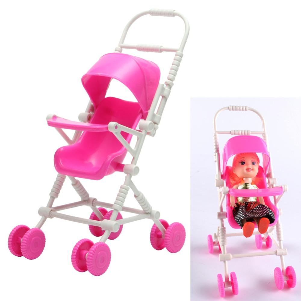 Ordinaire New Assembly Doll Baby Stroller Trolley Nursery Furniture Toys Pink Baby  Doll Toy Accessories Doll Clothing And Accessories From Bf_ontheway, $3.4|  DHgate.