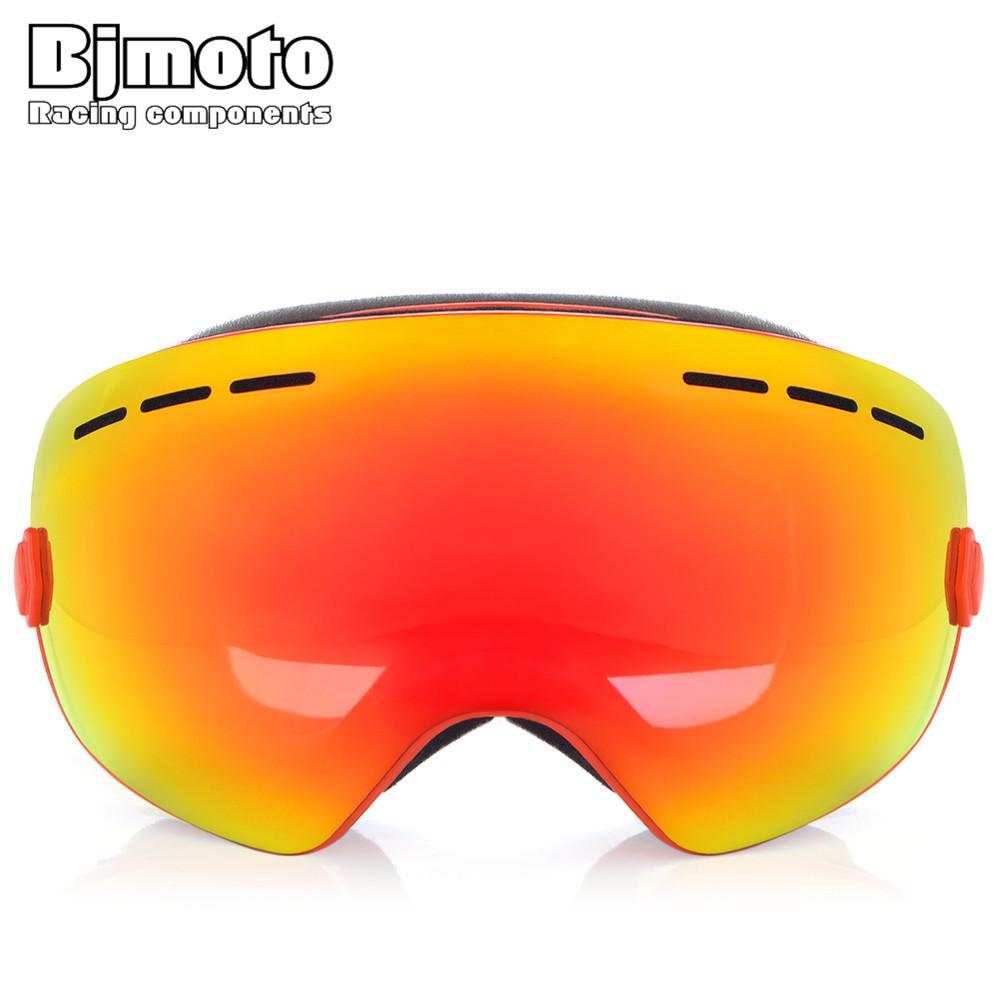 8018ee6ca2c BJMOTO Ski Goggles Motocross Goggles Mmasque Gafas Motorcycle Helmet ...