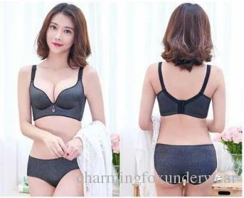 69ef249225b3d Push Up Charming Bras Set Seamless Bras Wholesale In China ...