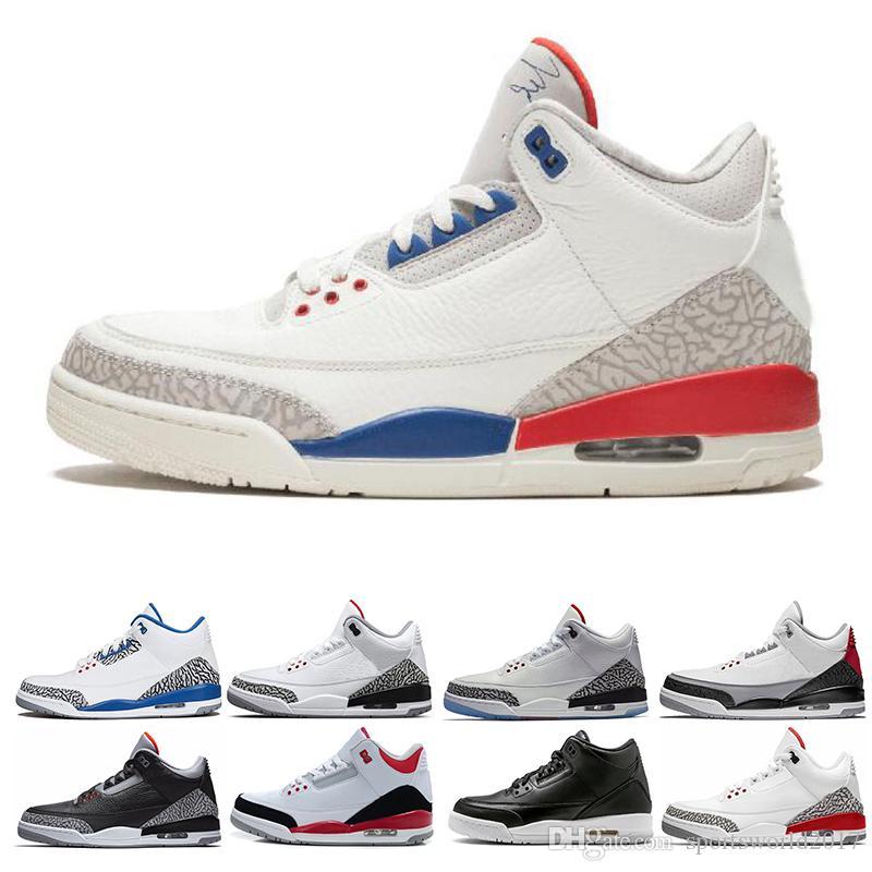 e7e564e873f5 2019 Whoelsale New Man Basketball Shoes For Men Sport Blue Black White  Cement OG 88 True Blue Katrina Mens Shoes Sneakers Trainer Szie 8 13 From  ...
