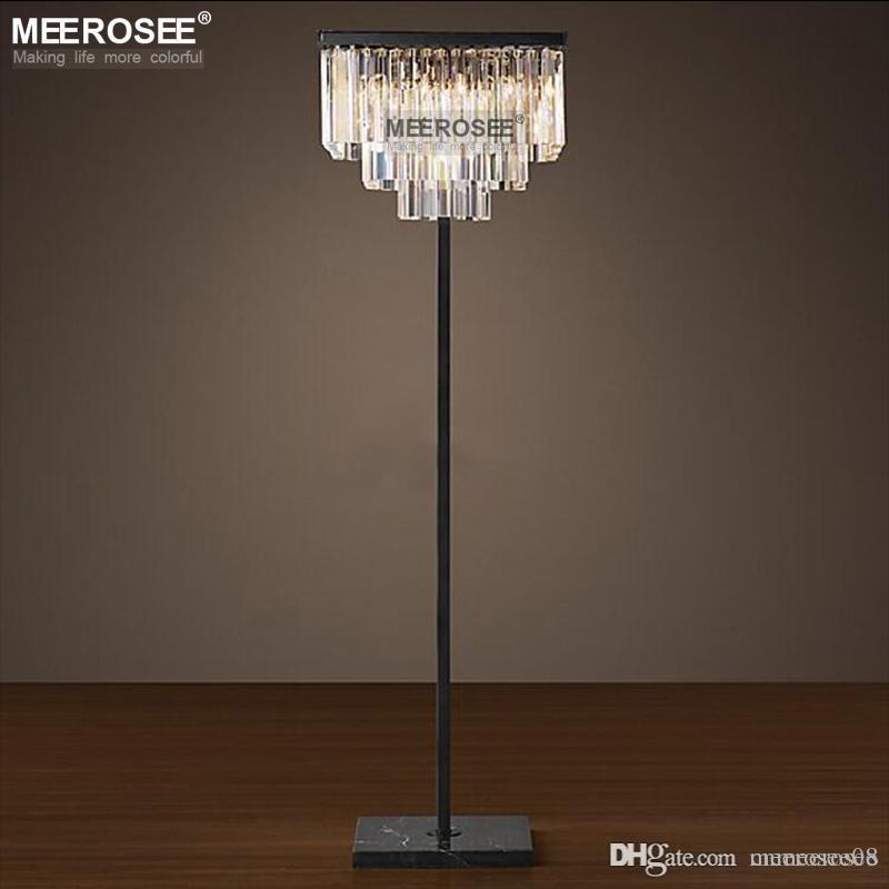 Perfekt Großhandel Vintage Kristall Stehlampe Lüster Boden Stand Leuchte Cristal  Kandelaber Stehlampe Hohe Qualität Beleuchtung Von Cnmeerosee, $503.04 Auf  De.