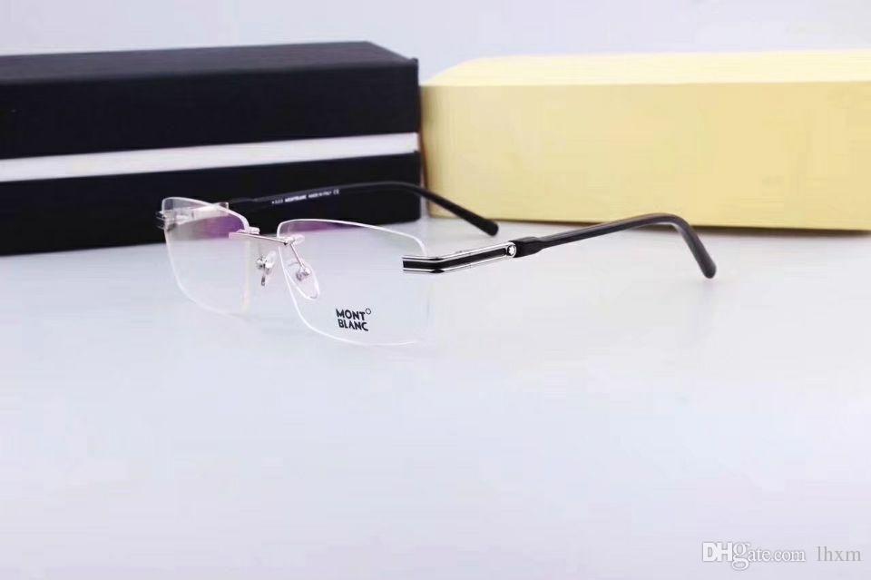 a5fe6a42c9b5 2018 New MB692 Eyeglasses Frame Famous Italy Designer Glasses Frame ...