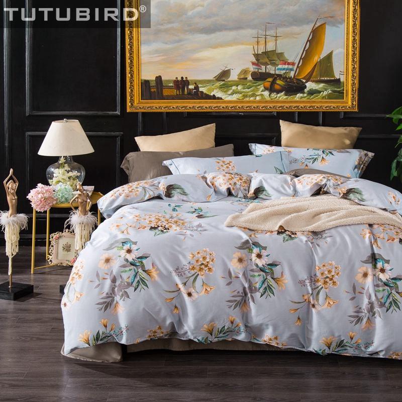 Großhandel Luxury Satin Bettwäsche Aus ägyptischer Baumwolle