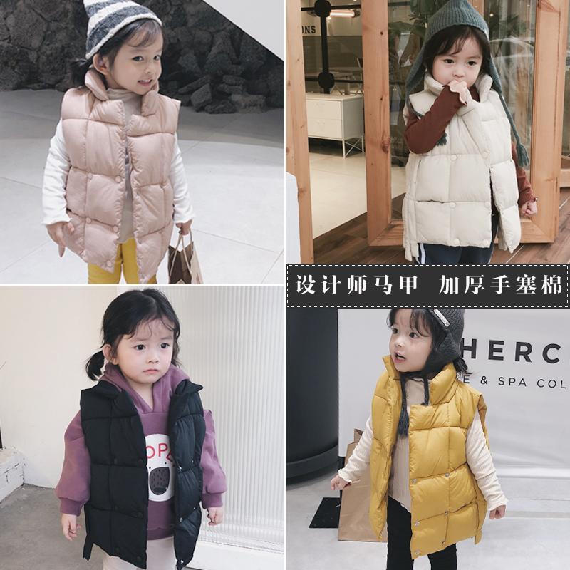 Großhandel Kinderkleidungs Mädchen Winter Kleidung 2018 Neues Muster