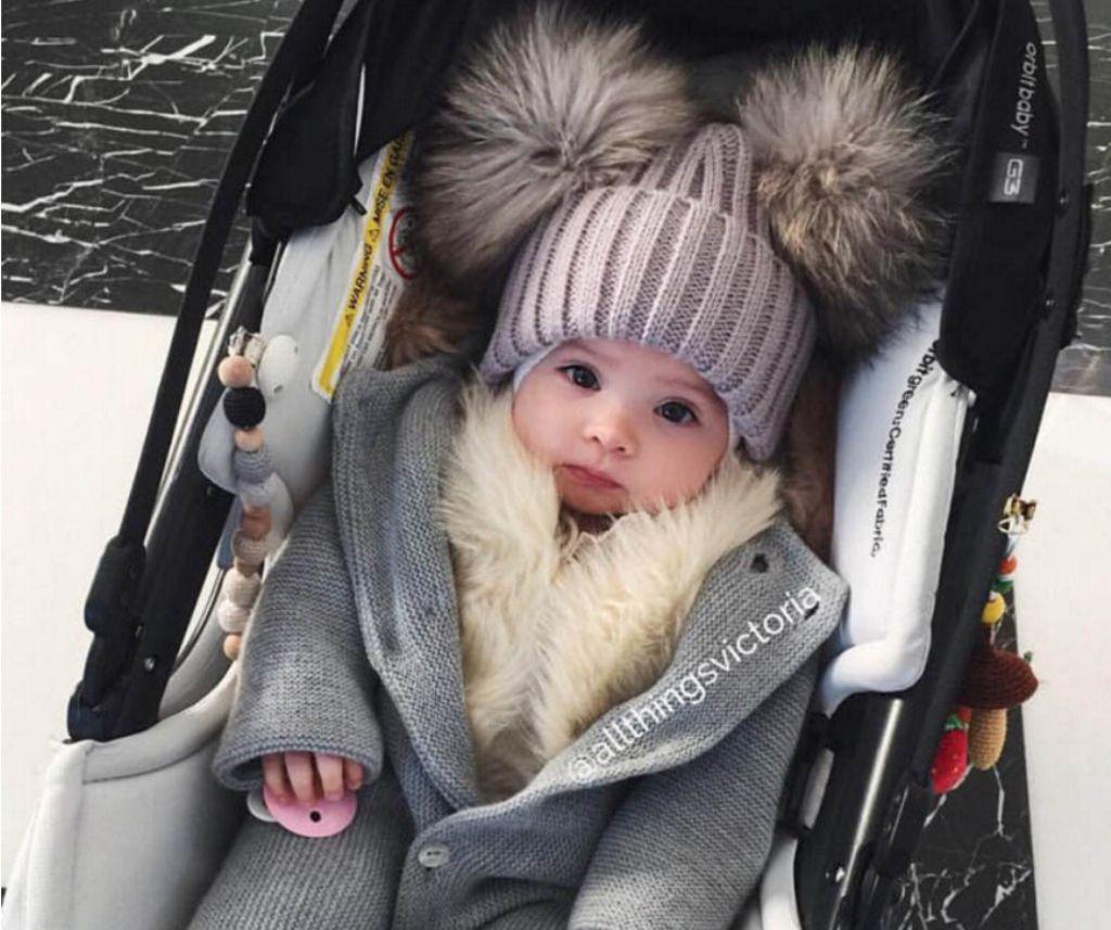 4354fc3f820f 2019 New Toddler Kids Girl Boy Unisex Baby Winter Warm Crochet Knit ...