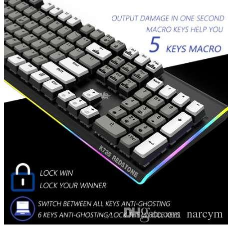 d4bf80f9076 HEXGEARS Gaming Mechanical Keyboard Backlight Clavier Gamer PBT Key Cap For  Csgo Dota 2 USB RGB Kailh Box Switch Best Computer Keyboard Best Gaming  Keyboard ...