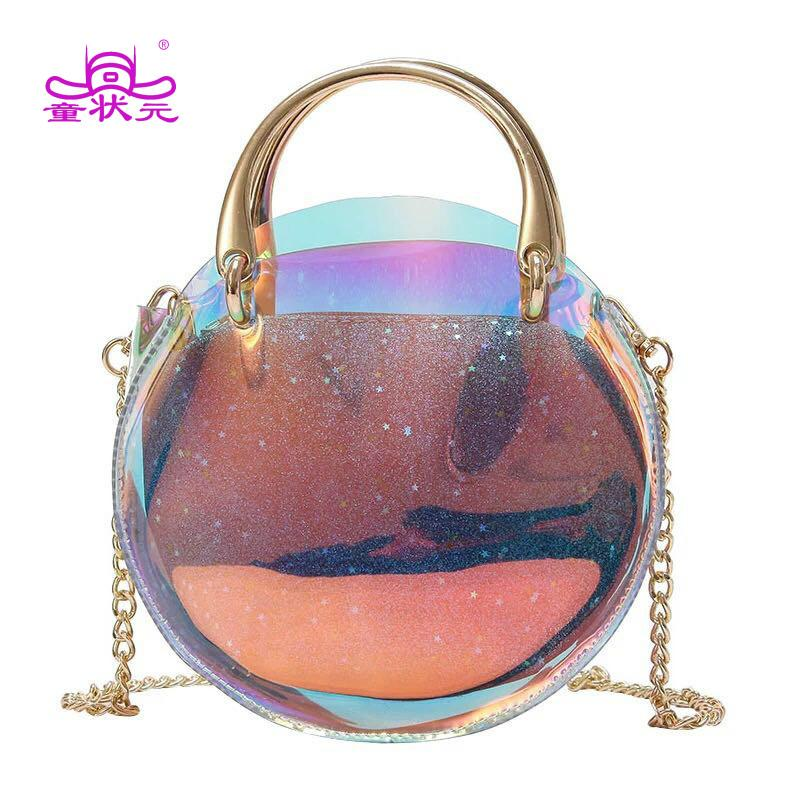 491bf8100c8b 2018 The New Fashion Colour Sweet Teenage Girl Crossbody Shoulder ...