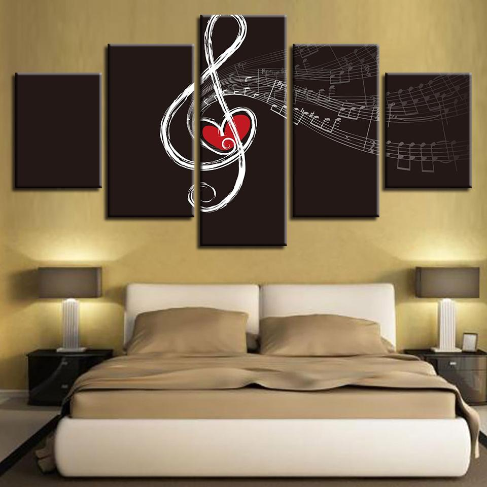 Modular Canvas Hd Prints Pictures Home Decor