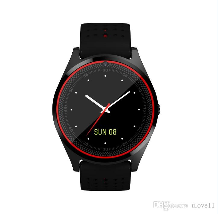 V9 Smart Watch Smartwatch bluetooth support SIM Card GPS Smart Watches Can Record Sleep State For Android