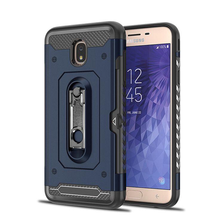f034da9287e Personalizar Carcasa Para Samsung Galaxy J7 2018 J3 2018 Note 9 Titular De  La Tarjeta Caso Con Soporte De Teléfono Celular Móvil Activo Resistente  Cubierta ...