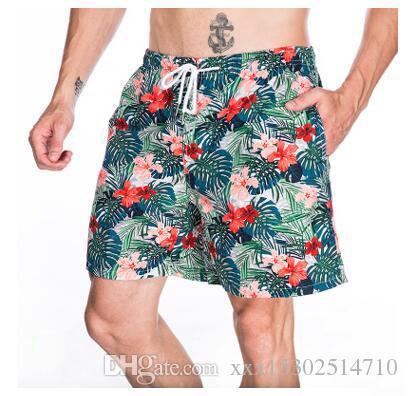 Zwembroek L.2019 Plus Size Swimwear Men Swim Shorts Swimming Trunks Bermuda Surf