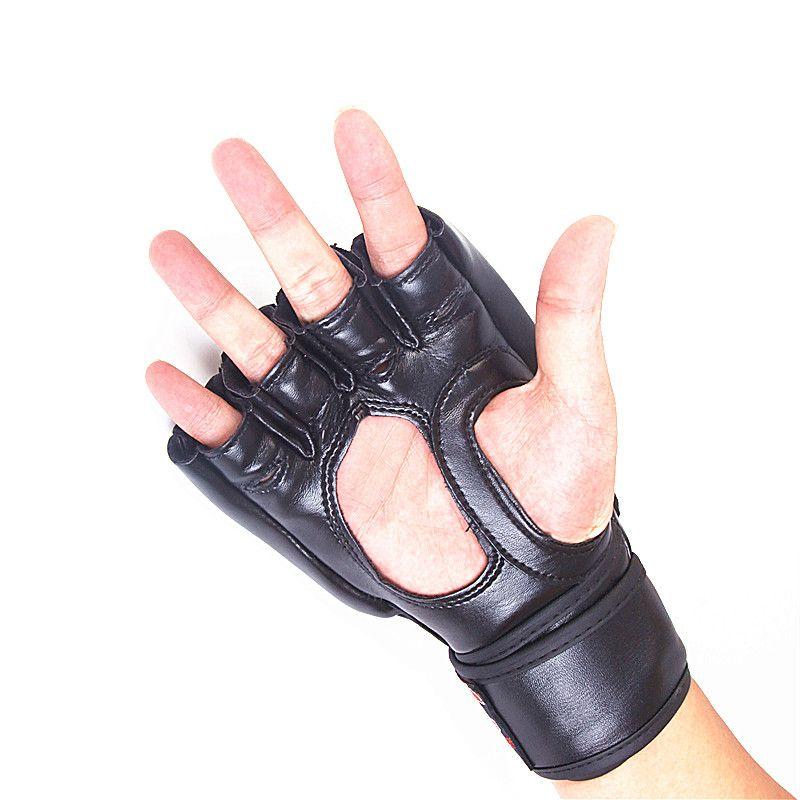 Mesleki MMA Eldivenler Büskekim Punch Ultimate Mitts Sanda Mücadele Eğitim Kum torbası Ekipmanları UFC Eldiven
