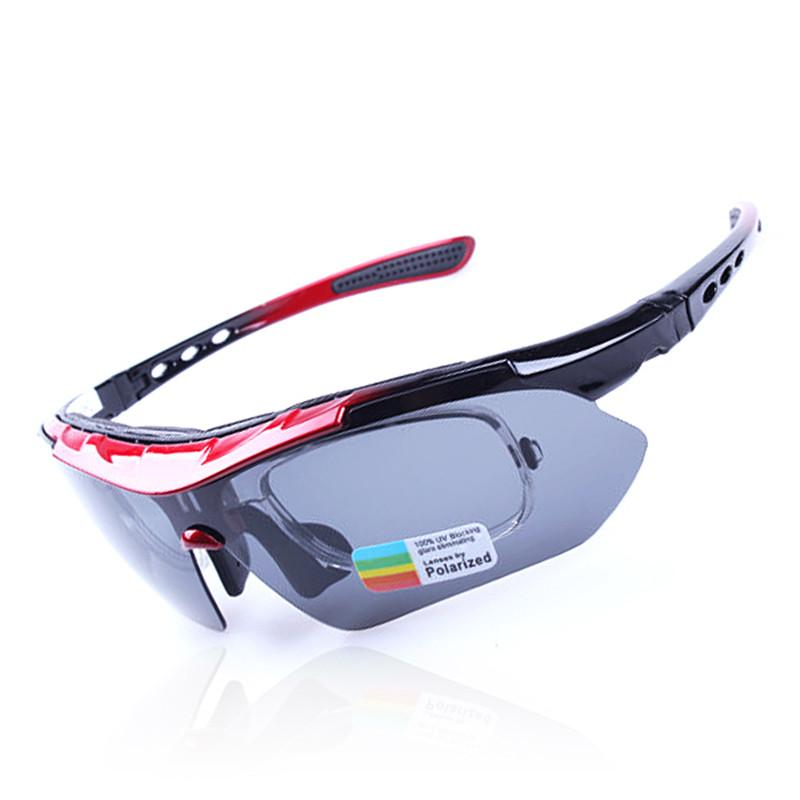 a951b48172 Outdoor Cycling Eyewear Goggles Polarized Anti UV Bike Glasses Men ...