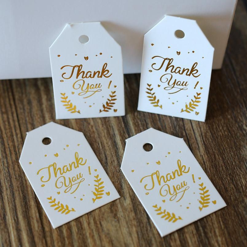 2018 gold thank you tag gift tags wedding thank you tags thank you