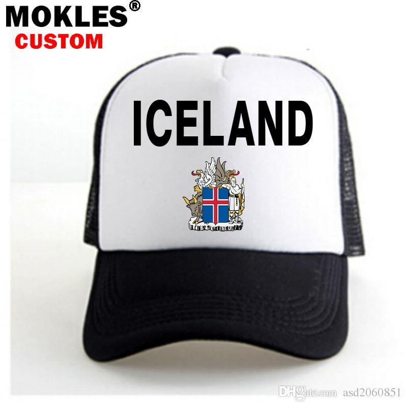 f9cfc96a7a5ac Belgium Iceland Puerto Rico Poland Bolivia Men Youth Student Free Custom  Made Name Number Photo Unisex Advertising Ball Caps Online with   17.15 Piece on ...