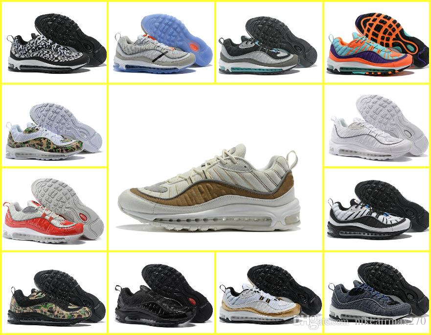 5657edafdd4f 2018 AIR OG 98 TN RunnING ShOes Classic Outdoor Run Shoes TN 98s ...