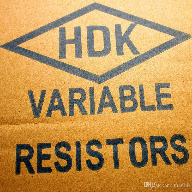 Japón HDK potenciómetro ajustable 202K 2K Horizontal