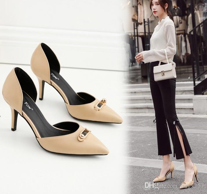 a36a6f1a278 Shoes Woman High Heels Women Pumps Stiletto Thin Heel Women s Shoes ...
