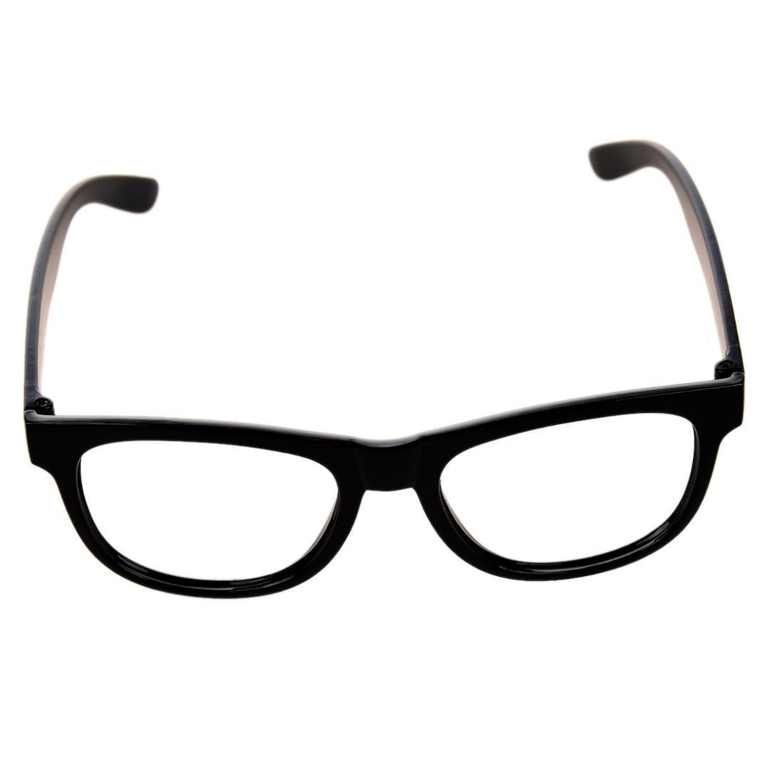 518762749c Hot Stylish Boys Girls Children Kids Party Accessories Glasses Frame No  Lenses New -black